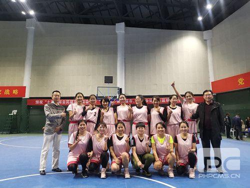 我院组织男子女子篮球队参加第42届市区业余运动会篮球比赛