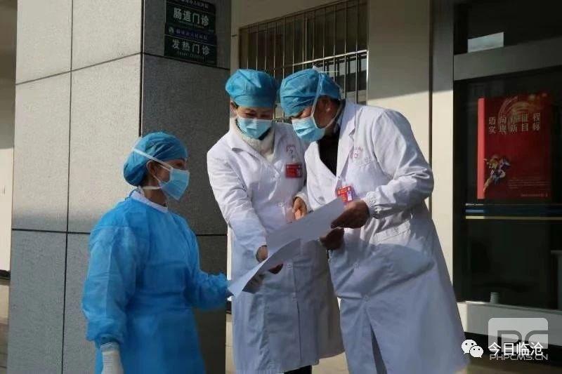 众志成城战疫情 感染科医务人员: 疫情当前,我们责无旁贷